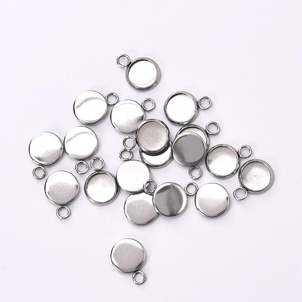 100X Filigree Bead Caps Cones Nail Spacers For Jewellery Jewelry Finding Craf FO