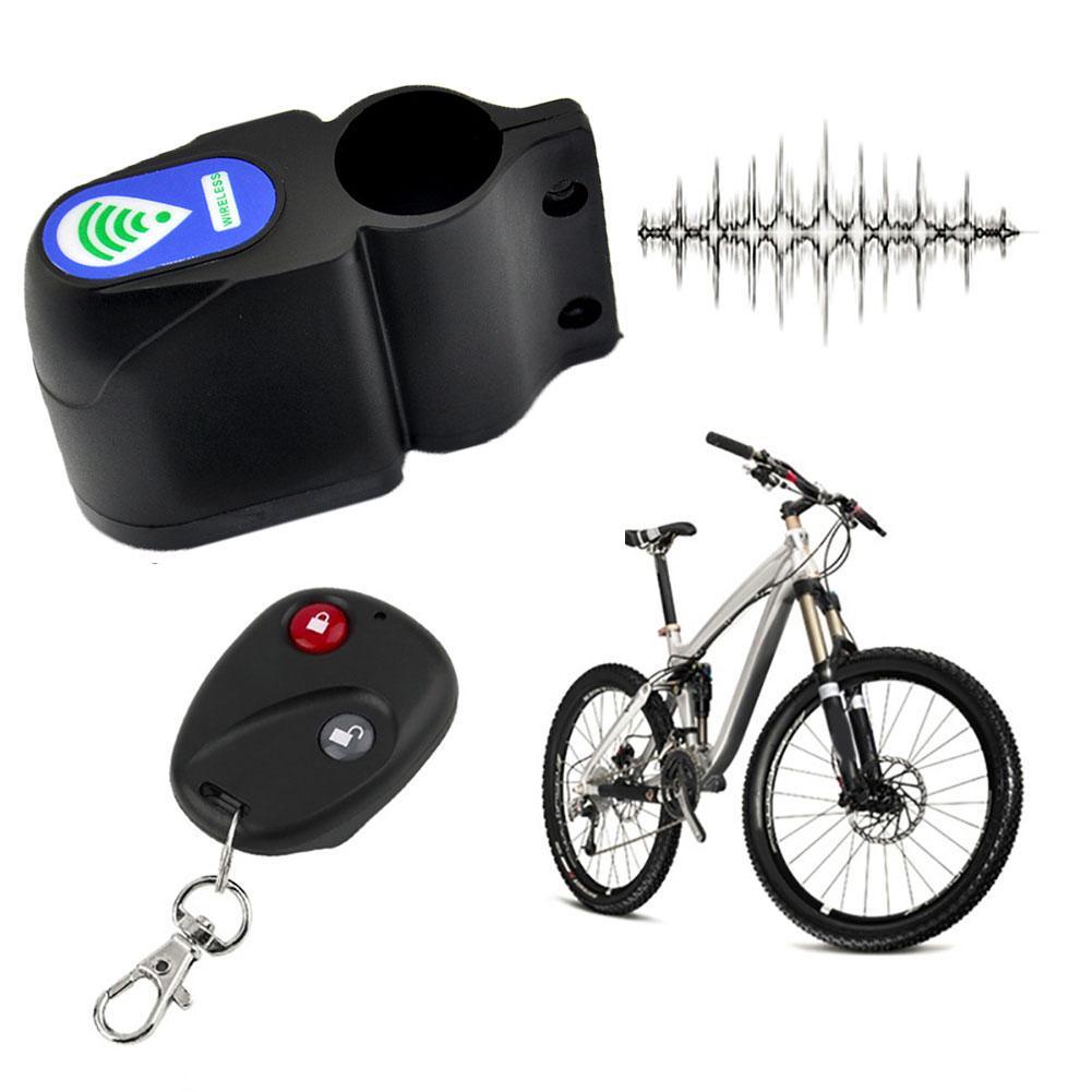 Motorbike Bike Alarm Lock Moped Bicycle Cycling Security Sound Loud