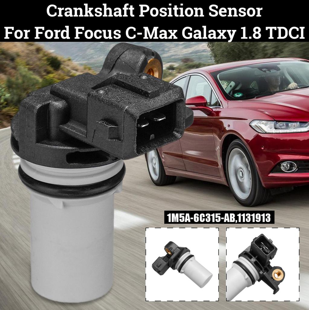 Brand New Crankshaft Position Sensor for Ford C-Max Fiesta Focus