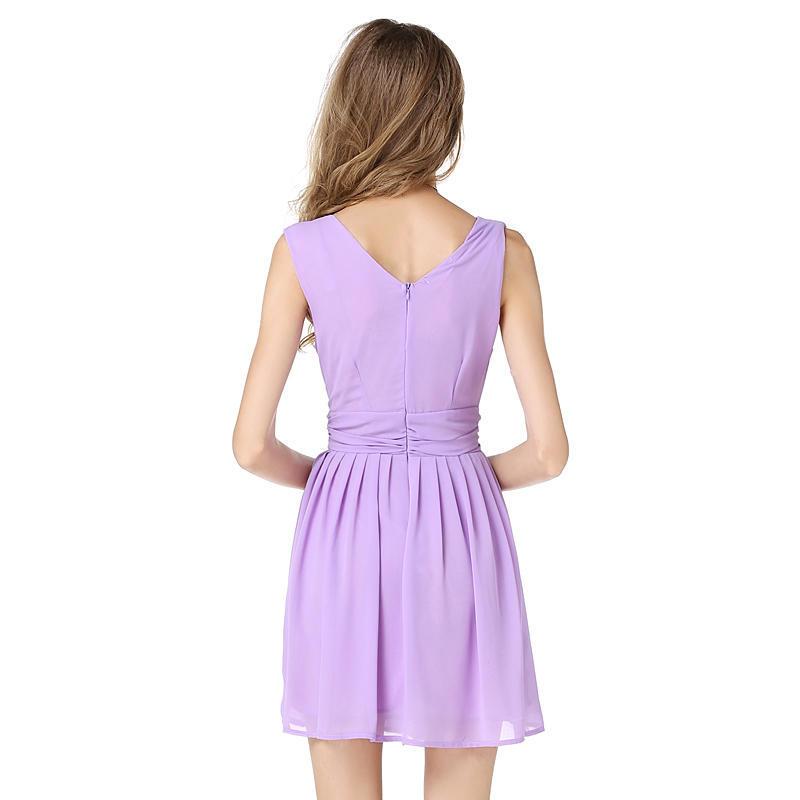 Único Después De Seis Vestidos De Dama De Precio Friso - Vestido de ...