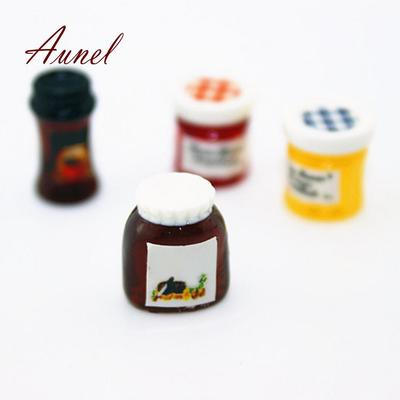 10Pcs 1:6 Dollhouse Miniature Breads Pretend Play Toys Dollhouse AccessoriesGYGY