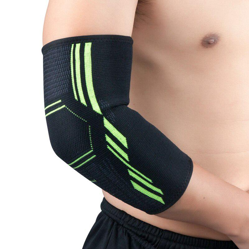 Arm Protector Wrap Elbow Support Band Arthritis Injury Sport Sleeve Bandage Pad