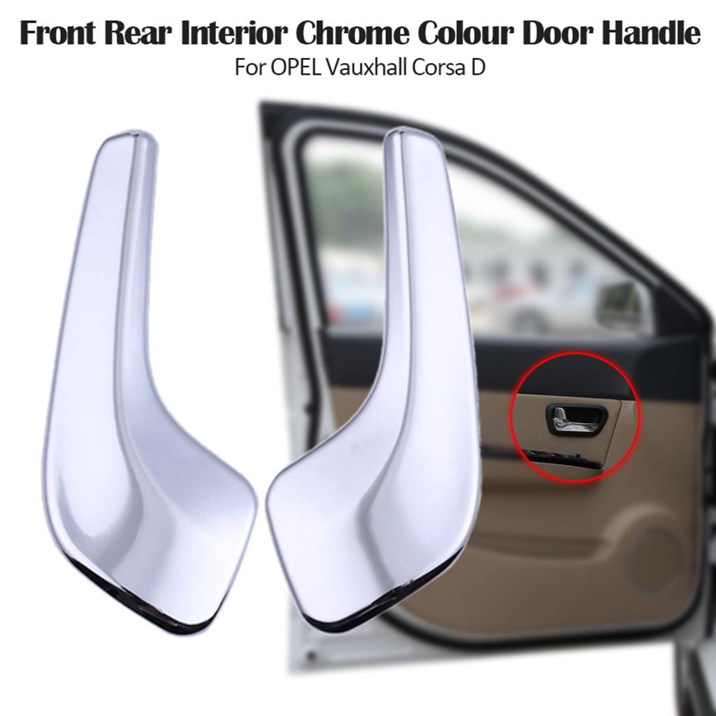 Chrome Mirror Cover 2 pieces S.STEEL Vauxhall Opel Astra H 2004-2010