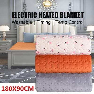 Geals Electric Heated Blanket Double