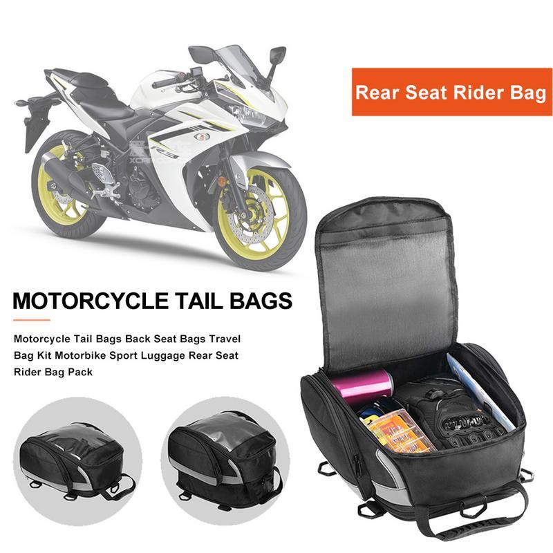 Riding Tribe Universal Motorcycle Tank Bag Micro-fiber Motorbike Bags Waterproof