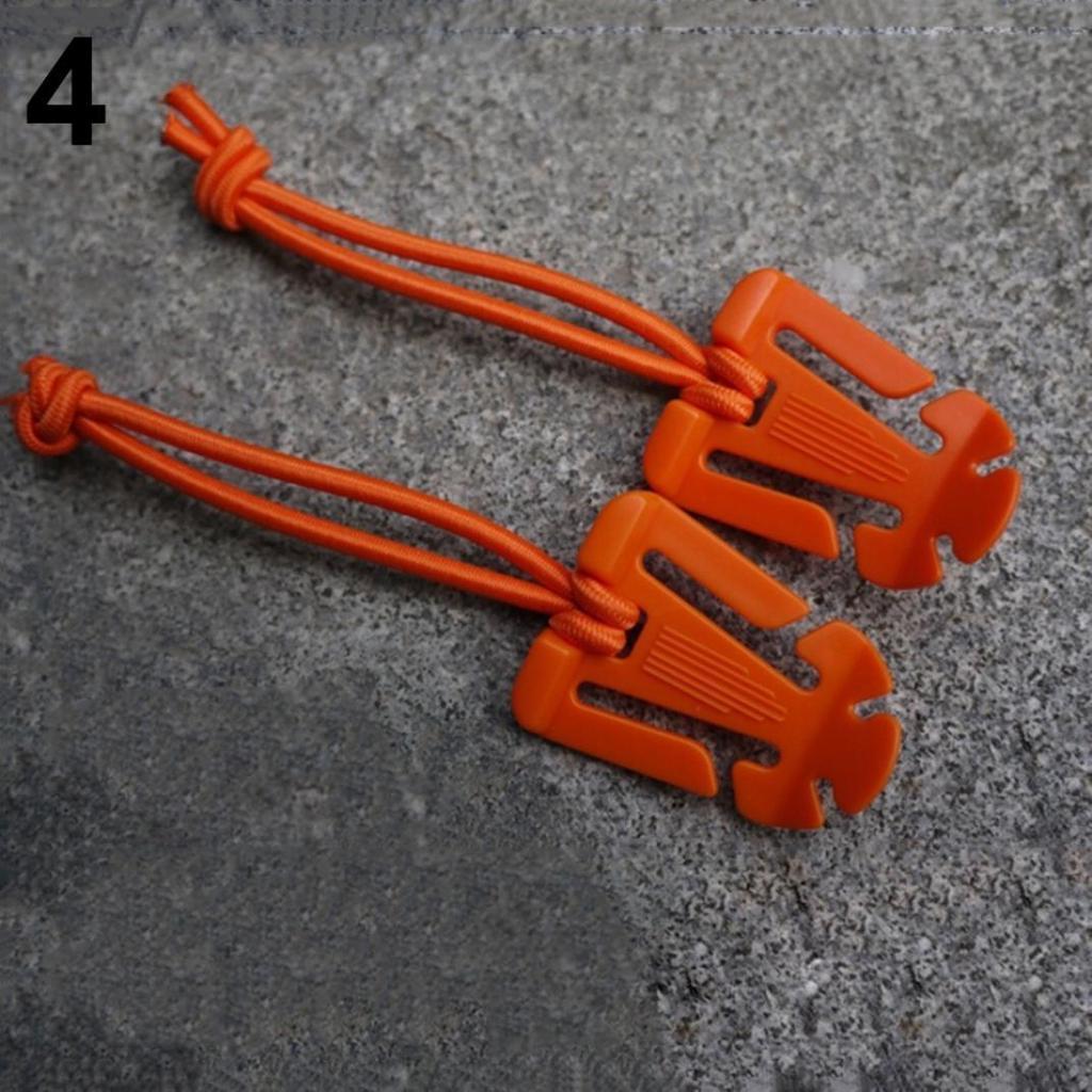 2//4X EDC Military Dominator Elastic Cord Hang Buckle Clip PALS MOLLE Webbing MA