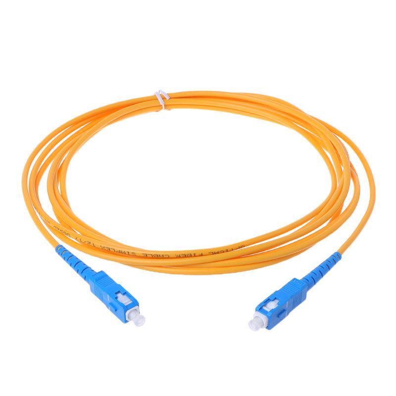 Sc Upc Sc Upc Sm 3mm Fiber Optik Tek Mod Uzatma Yama Kablosu Online Alışveriş Sitesi Joom Da Ucuza Alışveriş Yapın