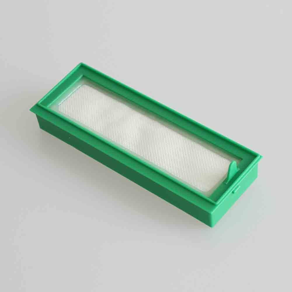 1Pcs Plastic 5-Armed Side Brush For Vorwerk Kobold VR200 Vacuum Cleaner Green