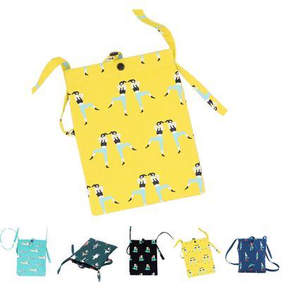 458b228b15f4 Хлопок холст Messenger сумка милый мало свежие Кактус минималистский  небольшой сумка женская
