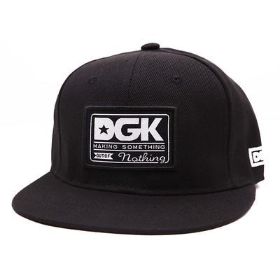 4078f180289 DGK camouflage street dance street skateboard hip hop couple baseball cap  flat along the hat caps