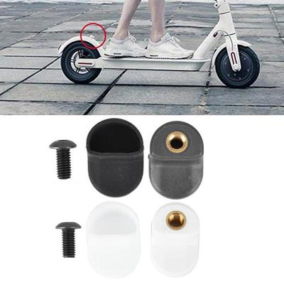 DIYC Footboard Electric Scooters Anti-Slip Kickstand Pedal Replacement for Xiaomi M365