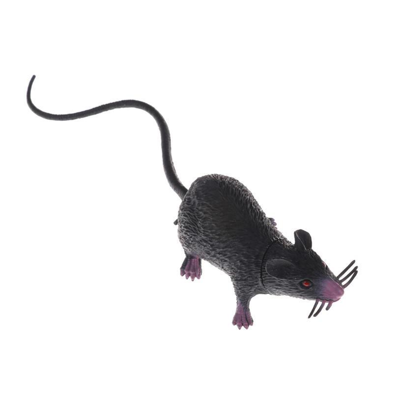 Plastik Ratten Maus Modell Trick Spielzeug Dekor Tricks Streiche Requisite  Du