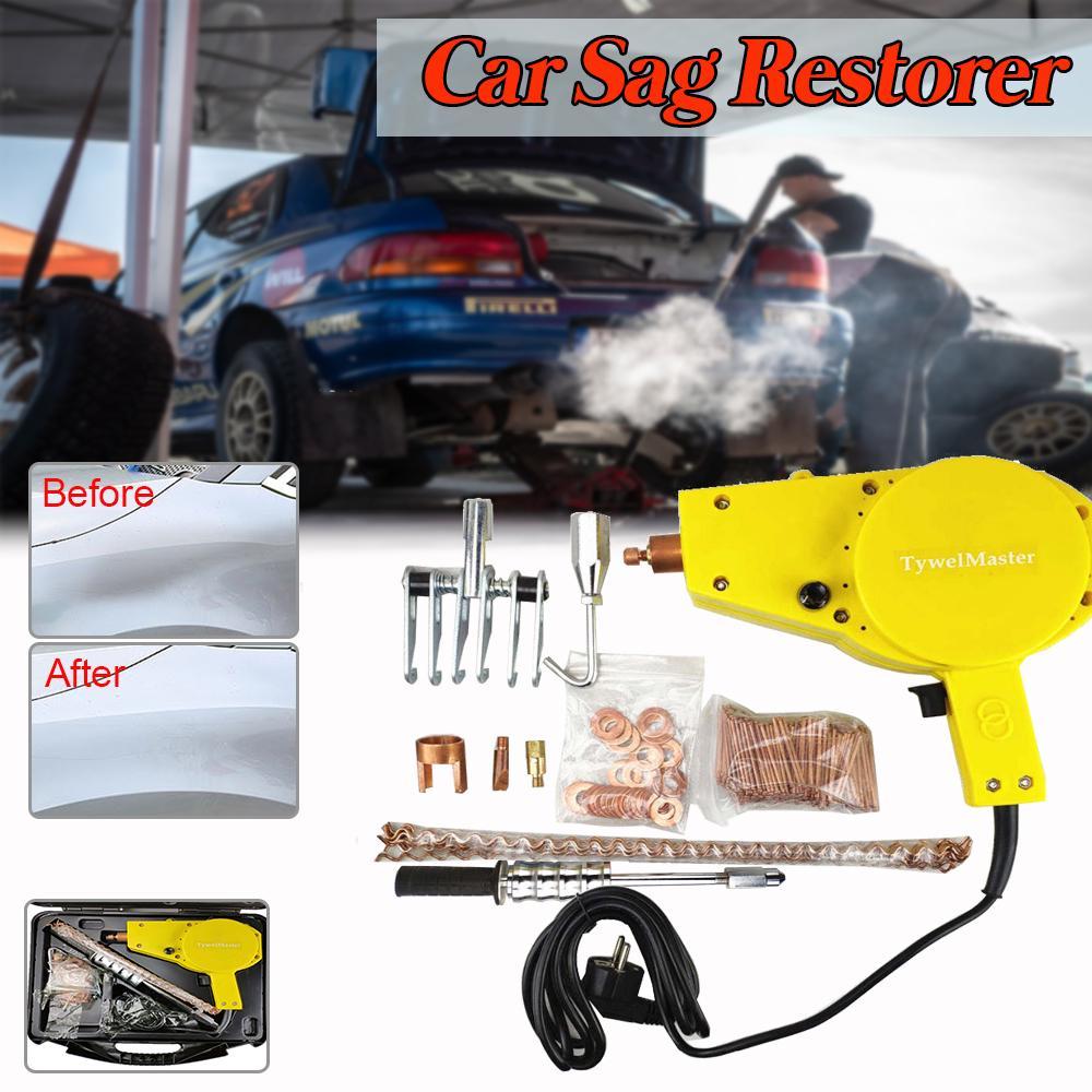 1300a Mini Spotter Spot Welder Spot Welding Machine Car Sheet Metal Repair Tools Garage Dent Buy At A Low Prices On Joom E Commerce Platform