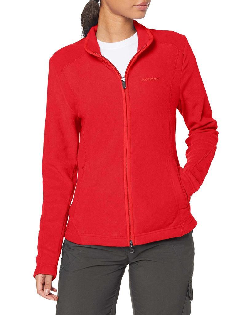 Sch/öffel Jacket Leona2 Outdoor Fleecejacke F/ür Damen Veste Polaire Femme Weiches Und Robustes Fleece Jacke Mit Hoher Atmungsaktivit/ät