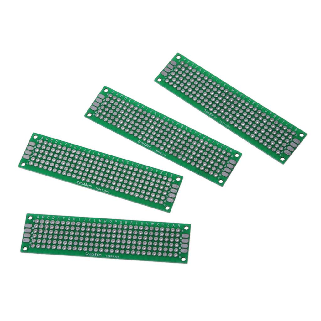 Double Side Prototype Fr 4 Pcb Stripboard Universal Printed Circuit Price Protoboard Board 1 Of 11