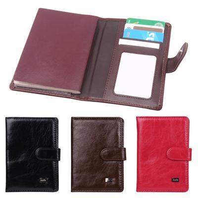 Women Men Passport Holder Traveling Cover Case Card & ID Holders Bag
