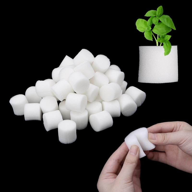 Details about  /Soilless Hydroponic Sponge Cultivation Planting Tools For Vegetables Gardening