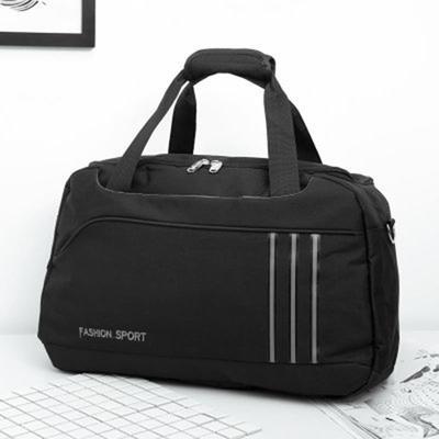9ad31cf82 Travel Bag Collapsible Duffle Bags for Men Multifunction Large Capacity Duffel  Fold Suit Garment