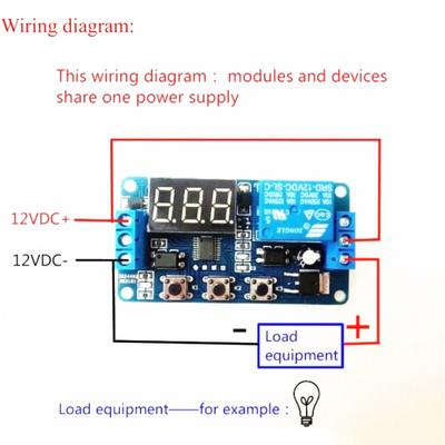 Buy 12v Countdown Timer At Affordable Price From 3 Usd Best Prices Fast And Free Shipping Joom