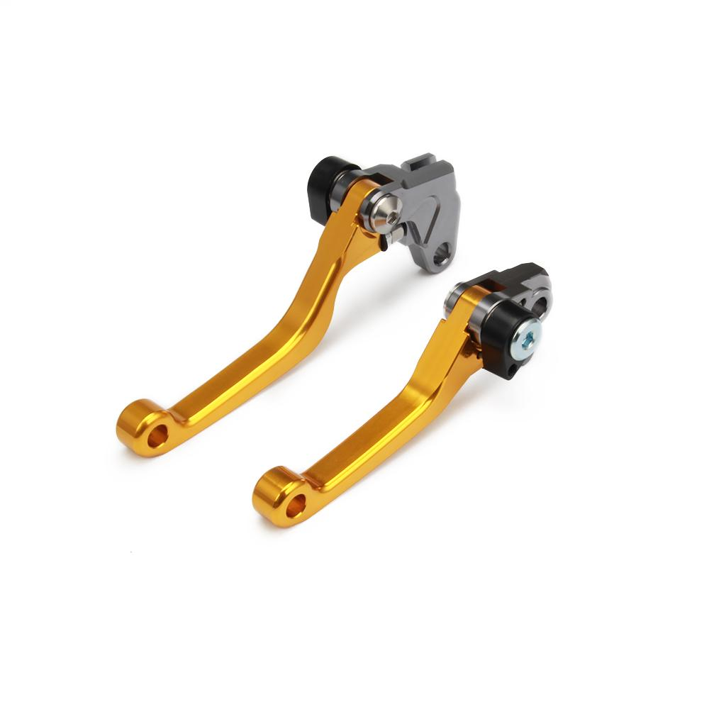 CNC Brake Clutch Lever Air Vent for SUZUKI RM85 05-17 RM125 RM250 04-08 Enduro