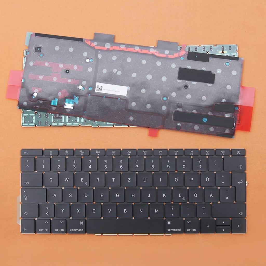 New Laptop Keyboard without Frame for Macbook Pro 13 A1278 series PCRepair