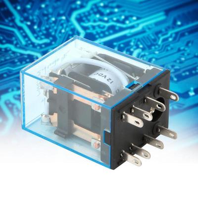 Adjustable Solid State Timer Relay Switches,for automated Control Circuit Delay Timer Relay 10S 11-Pin 200//220//240V,Waterproof Knob Control Timing Relay