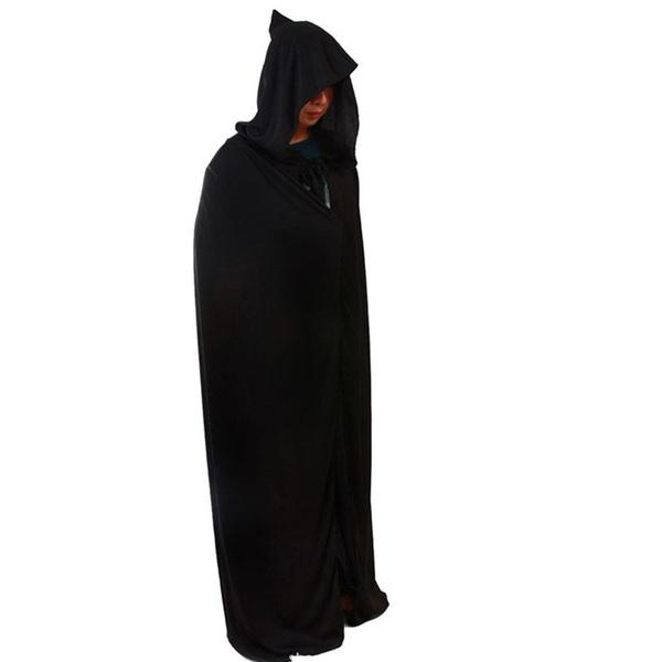 Halloween moda Capa Com Capuz Curto Decorativo Cosplay Manto