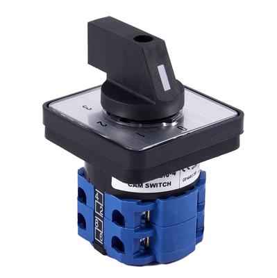 MagiDeal 12V-24V Push Button Resettable Circuit Breaker with 2 Quick Terminals 20A