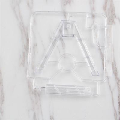 1x Clear Acrylic Displaying Stand Rack Base for 3.5cm Dragon Ball Holder