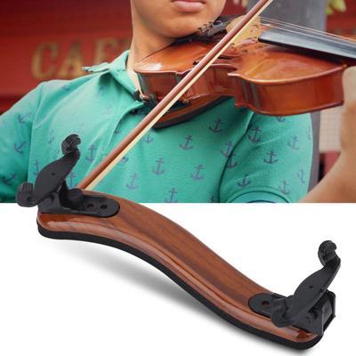 4//4 Pezzi per Violino in Legno Professionali Pioli per Violino Morsetto per Cordino Endpin Tuners Pegs Raccordi per Violino