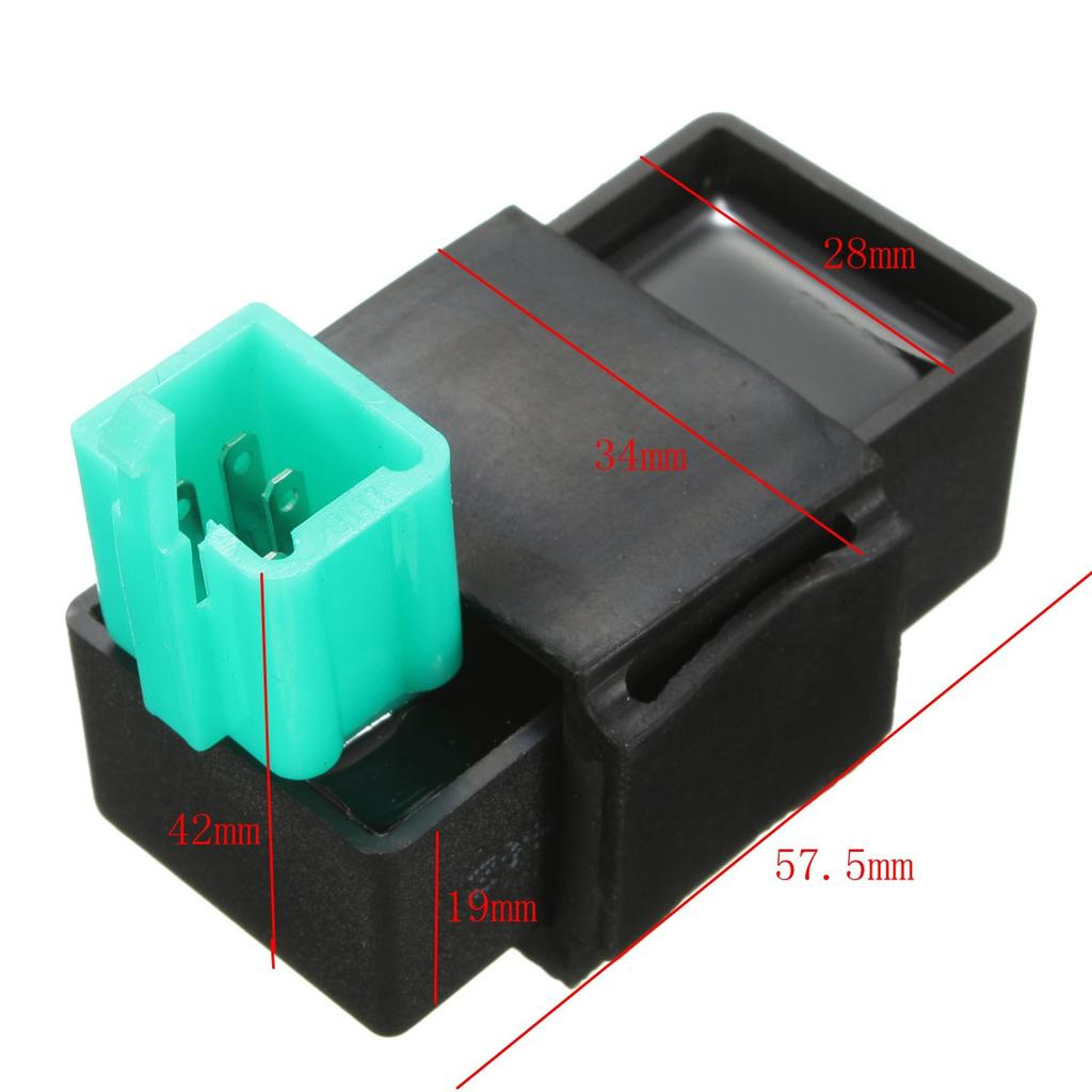 Wiring Loom Kill Switch Ignition Coil CDI Spark Plug for 110 125 ...