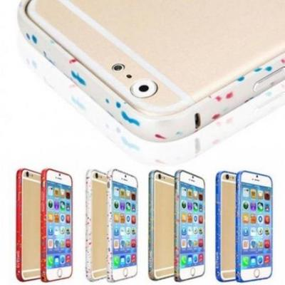 Shockproof Metal Aluminum Bumper Frame Case for Apple iPhone 6 & iPhone 6 Plus