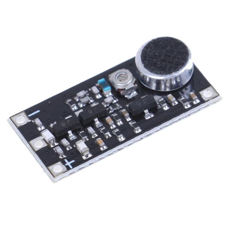 88-108MHz FM Wireless Microphone Surveillance Transmitter Module For Arduino