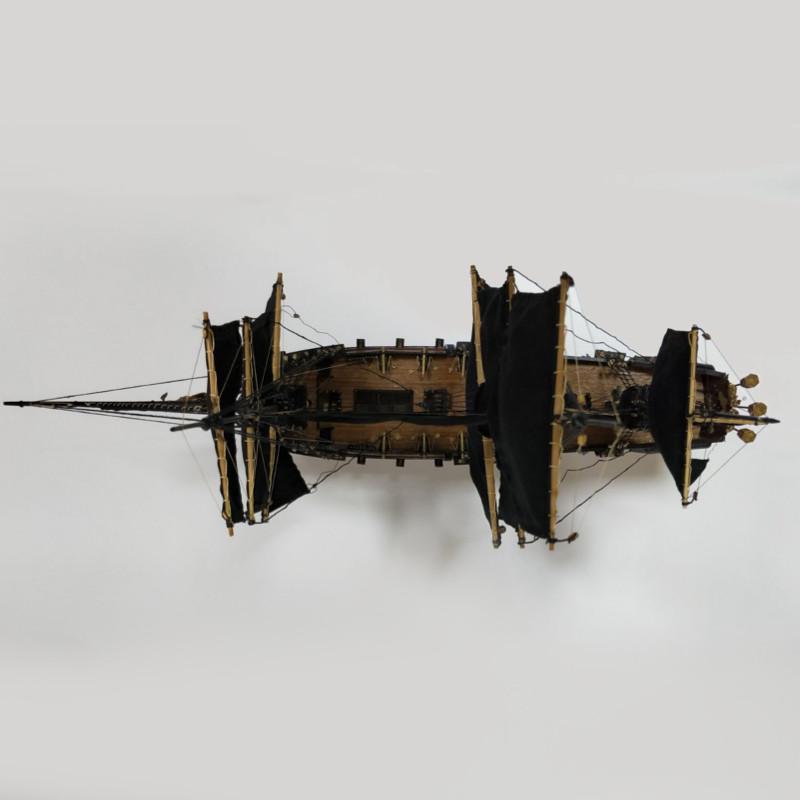 Asombroso Tablón En Kits Modelo De La Nave Marco Colección - Ideas ...