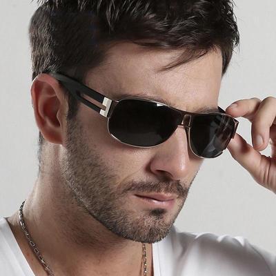 2017 HD Men/'s Fashion Polarized sunglasses Driving Aviator outdoor Eyewear  NEW