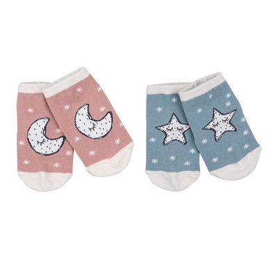 Newborn Baby Toddler Infant Boys Girls Cute Soft Cotton Non-slip Socks Hot Sale