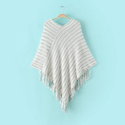 ad4aabc4ef8 Womens Ladies Batwing Knit Poncho Winter Coat Jacket Warm Loose Cloak Cape  Parka Sale