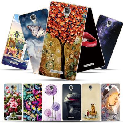 Taoyunxi Case for Alcatel U3 U5 Verso 5044R Pixi 4 5 Cover