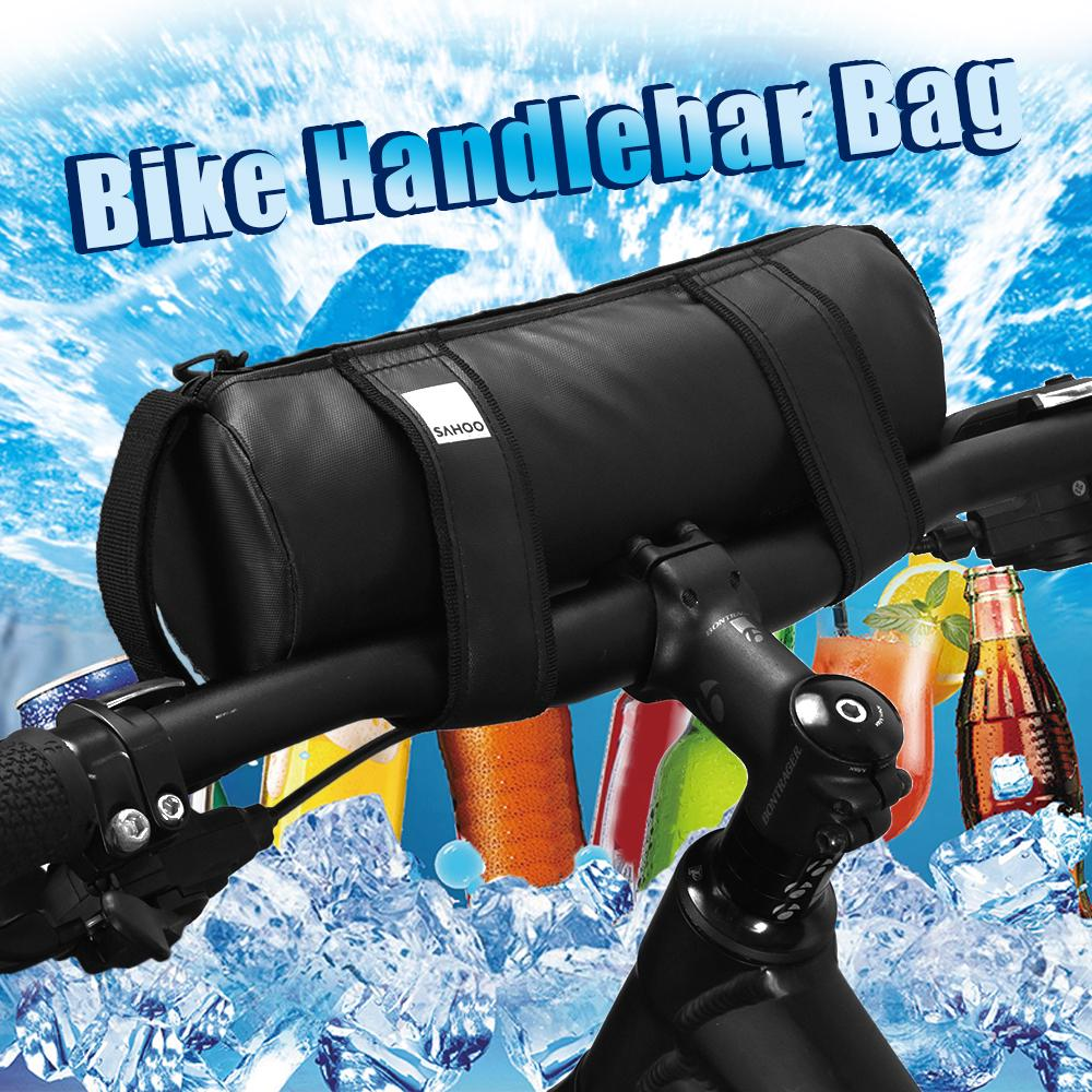 Bike Handlebar Bag Cycling Top Tube Bag Bike Bicycle Front Frame Bag Buy At A Low Prices On Joom E Commerce Platform
