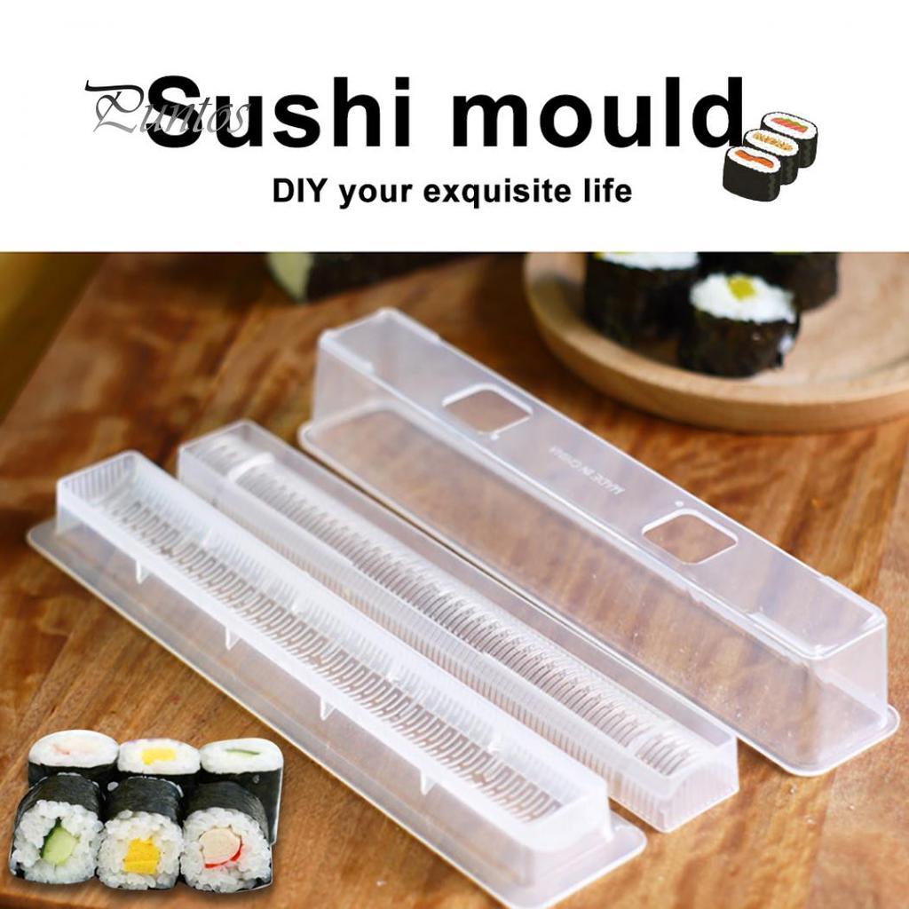 Полезные гаджеты Sushi Maker DIY Onigiri Rice Roll Mold Cookhouse Cooking Tool – купить по низким ценам в интернет-магазине Joom
