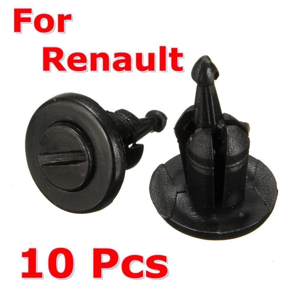 183A RENAULT 7703072360 x24 BUMPER FIXING SCREW RIVET CLIP CLIO LAGUNA MEGANE