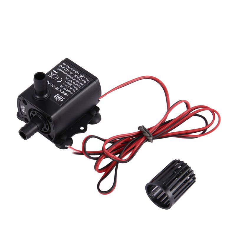 Details about  /Multi-purpose Submersible Brushless DC Motor Water Pump with Suction DC 5V