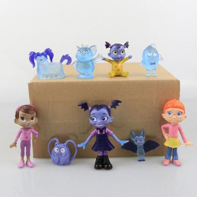 Junior Vampirina With Box The Vamp Batwoman Toy