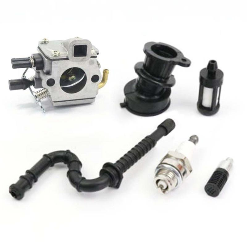 Gas Carburetor Carb Parts For STIHL 034 036 MS340 MS360 Chainsaws Zama C3A-S31A