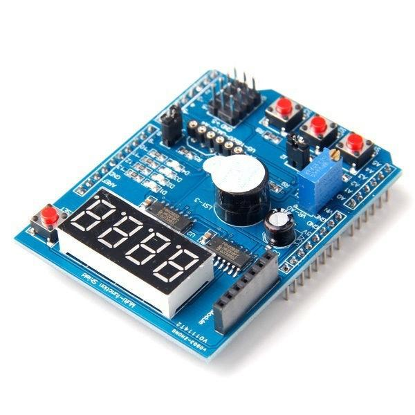 Arduino Multi-Function Shield ProtoShield For Arduino UNO LENARDO MAGE2560