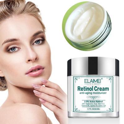 Retinol Cream Vitamin A Moisturizing Moisturizing Nourishing And Firming Facial Care