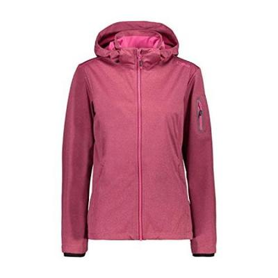 CMP Giacca In Pile Knit Tech Con Imbottitura Jacket Femme