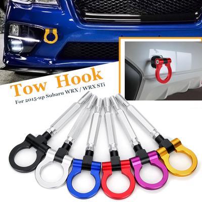 Fastener Clip For 2011 OEM Spec Metal Mounting Bracket w// Bolt Subaru WRX STi