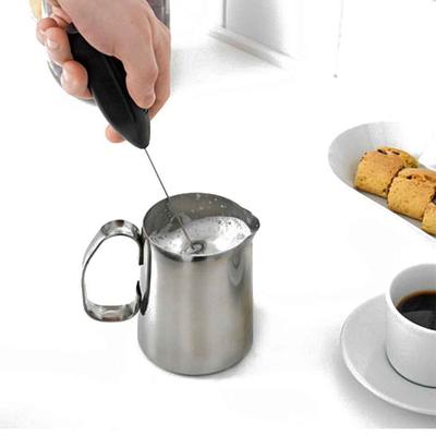 Hot Drinks Milk Coffee Frother Whisk Stirrer Mini Egg Beater
