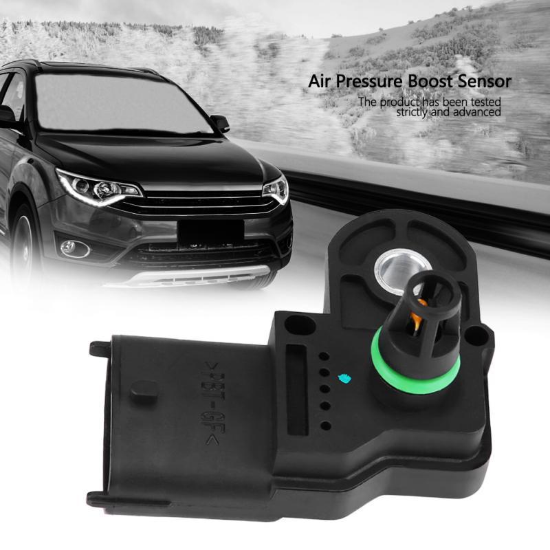 Map Manifold Air Pressure Turbo Boost Sensor For Vauxhall Opel Zafira 0281002437